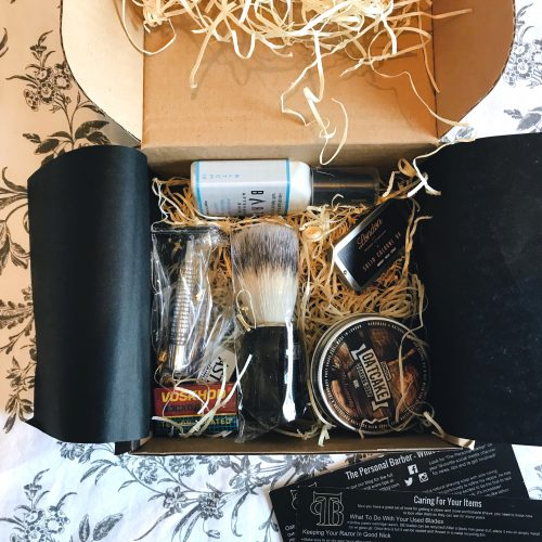 The Personal Barber kit UK