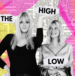 the high low podcast cover