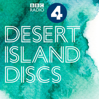 desert island discs podcast cover
