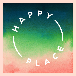 happy place podcast cover