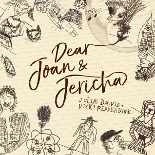 dear joan and jericha podcast cover